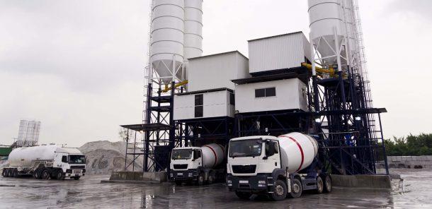 Largest Cement Producer