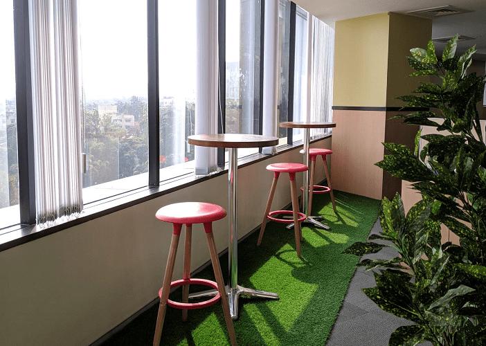 Sarla Technologies office