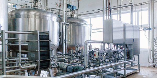 Dairy Process Automation for a Global Group of Food Companies in China